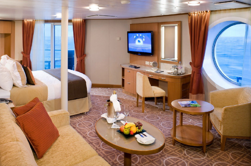 Sky Suite on Equinox - Celebrity Cruises - Cruise Critic ...