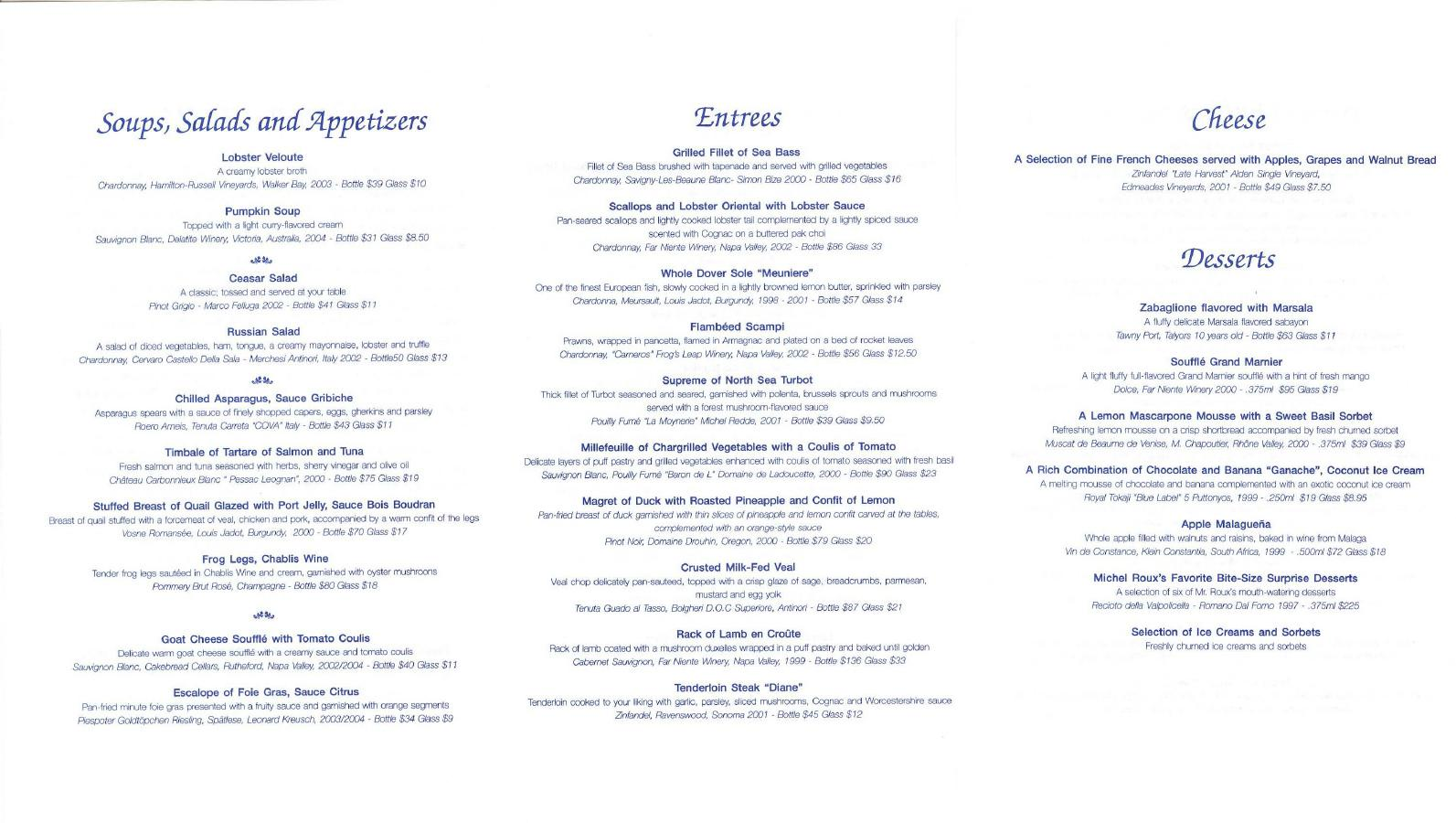 Explore Celebrity Cruises main dining options including ...