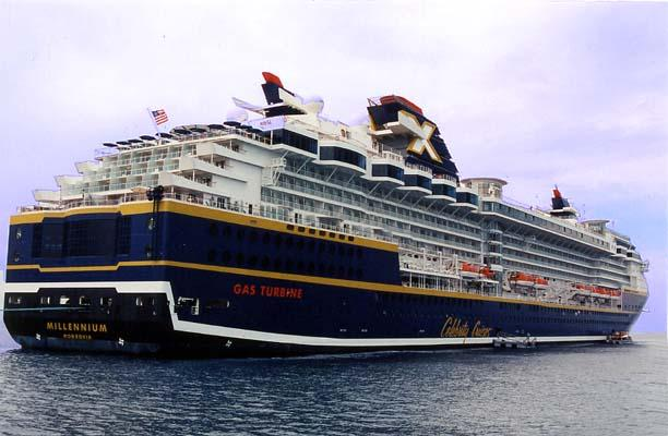 Celebrity cruise lines constellation